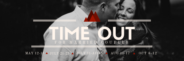 Time Out Marriage Retreat