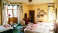Blairmore accommodation - Lapwing