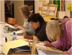 Watercolour and Mixed Media painting week