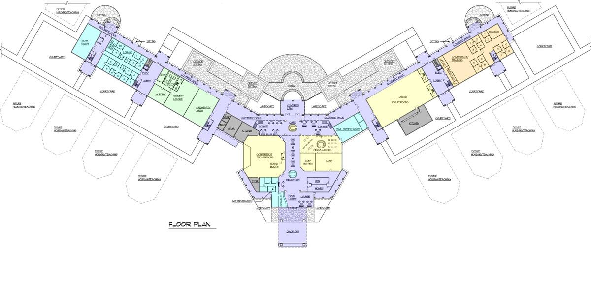 10 Freedom Place Floor Plan