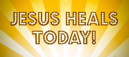 Jesus Heals Today Ellel Ministries Uk