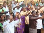 Ruanda Delegates Repenting