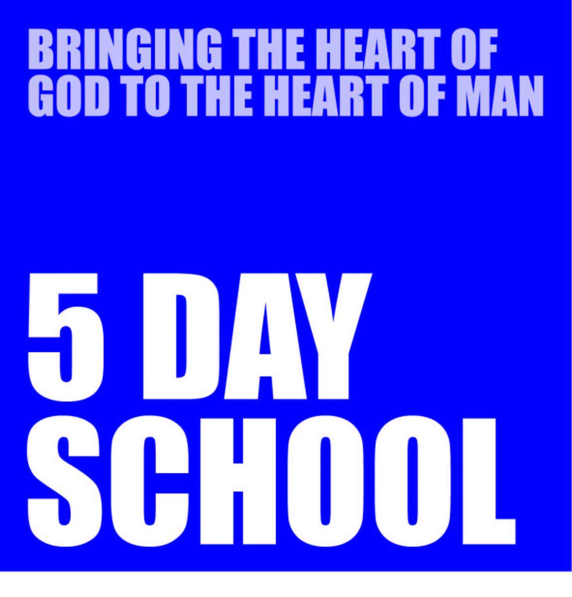 5 Day School | Ellel Ministries Australia