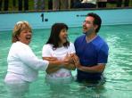 Baptism at Pierrepont