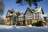 Pierrepont in the snow