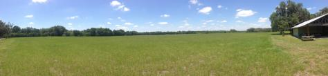 Panorama of English Acres - May 2013