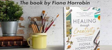 Book Launch - Healing Through Creativity with Fiona Horrobin